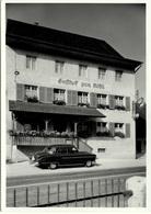 THÜRNEN BL Gasthaus Zum Rössli Auto Foto Haug Sissach - BL Bâle-Campagne