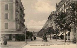Geneve - Boulevard Carl Vogt - GE Genf