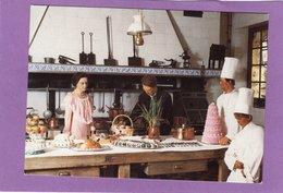 78 Château De BRETEUIL CHOISEL Cuisine  3 Mai 1905 Le Rois Edouard VII Est Reçu A Dejeuner La Marquise Felicite Le Chef - France