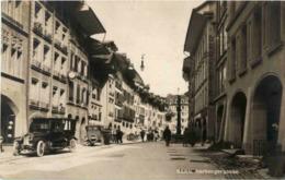 Bern - Aarbergergasse - Auto - BE Bern