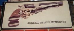 Boite Pour Remington Cal 36(non Présent) Avec Quelques Accessoires Et Les Notices - Equipement