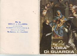 59)libretto Religioso L'ora Di Guardia - Religion