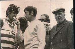 TIELT     FOTO 1973  14 X 10  CM  -  JUNIORES  WILLY DEPREE ( HANSBEKE ) - Tielt