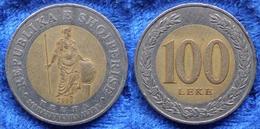 "ALBANIA - 100 Leke 2000 ""Teuta"" KM# 80 Europe - Edelweiss Coins - Albanie"