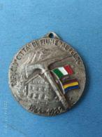 CAI Fiume 38° Raduno Rifugio Cittè Di Fiume Al Pelmo Giugno 1989 - Italie