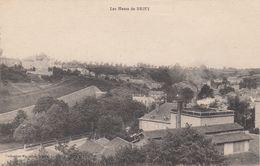 Cp , 54 , BRIEY , Les Hauts - Briey