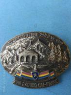 CAI Fiume 18° Raduno Vetriolo Terme Giugno 1969 - Italia