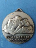 CAI Fiume 22° Raduno Borca Di Cadore  Giugno 1973 - Italie