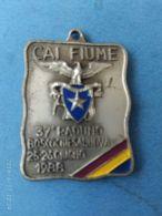 CAI Fiume 37° Raduno Lessinia Goigno 1988 - Italia