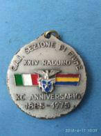 CAI Fiume 24° Raduno Masarè Di Alleghe  Giugno 1975 - Italie