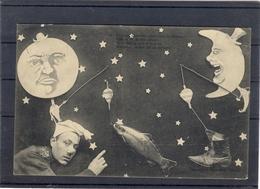 Lune Surréaliste - TBE - Non Classés