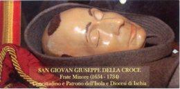 Ischia - Santino SAN GIOVAN GIUSEPPE DELLA CROCE Frate Minore - PERFETTO P84 - Religione & Esoterismo