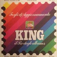 Italia Fogli Aggiornamento Marini Nuovi Imballati Anno 1976 X Quartine Pagg. 52/63 - Album & Raccoglitori
