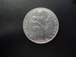 NOUVELLE CALÉDONIE : 5 FRANCS   2002    KM 16   NON CIRCULÉ - Nouvelle-Calédonie
