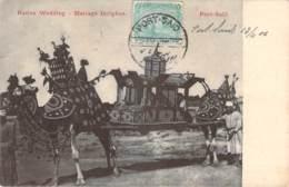 Egypte - Port-Saïd - Mariage Indigène, Native Wedding - Port Said