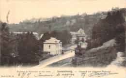 Luxembourg - Faubourg Du Pfaffenthal Et Ville Haute - Luxembourg - Ville