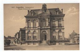 9607. Capellen  Gemeentehuis  Maison Communale Photo Hoelen - Kapellen