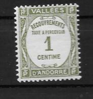 TAXE - 1935 - 16*MH - Timbres-taxe