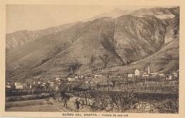 U.894.  BORSO DEL GRAPPA - Treviso - Autres Villes