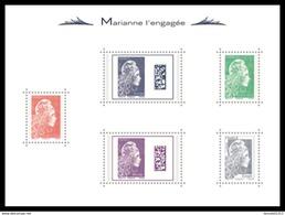 Année 2018 - Marianne De L'Engagée - Mint/Hinged