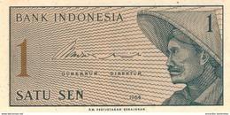 INDONÉSIE 1 SEN 1964 P-90 NEUF  [ID543a] - Indonesia