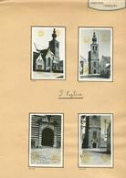 Werchter Kerk ( Rotselaar ) 4x Foto 4x Photo - Rotselaar