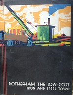Livret Rotherham The Low -cost Iron And Steel Town - Livres, BD, Revues