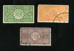ARABIE SAOUDITE 1916/1917 - Arabie Saoudite