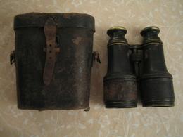 Jumelles Anciennes à Tirage / 2. - Optique