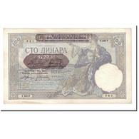 Billet, Serbie, 100 Dinara, 1941, 1941-05-01, KM:23, NEUF - Serbie