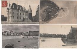 LD22 / Lot D'environ 750 Cpa,cpsm Et Cpm Des COTES DU NORD ( Voir Déscriptif) - Cartes Postales