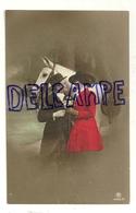 Photographie. Couple Et Cheval Blanc - Couples