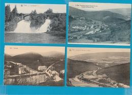 BELGIË Coo, Lot Van 49 Postkaarten, Cartes Postales - Cartes Postales