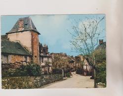 (album )CORREZE , COLLONGES LA ROUGE , Tour Carree - Autres Communes