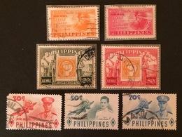 PHILIPPINES Poste Aérienne YT 1950 à 1956 - Philippines