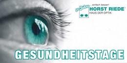 AK Weinheim 2016 Horst Riede Haus Der Optik Gesundheitstage Auge Brille - Gesundheit