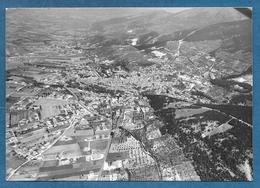 FOTO AEREA GUALDO TADINO PERUGIA PROVA PER CARTOLINE N° 46 - Perugia