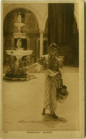 AFRICA - TUNISIA -  INTERIEUR ARABE - EDIT LEHNERT & LANDROCK ( 149 ) 1920s ( BG1495) - Tunisia