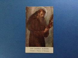 Santino - Holy Card - San Daniele - Santini