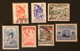 PHILIPPINES 1951 à 1954 - Philippines