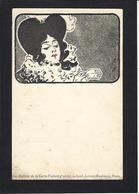 CPA MISTI Raoul Les Maitres De La Carte Postale 1899 Art Nouveau Non Circulé - Künstlerkarten