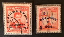 PHILIPPINES YT 1954 N°423-425 - Philippines