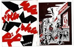 Théâtre De L'OLYMPIA. Programme Du 28 Aôut Au 11 Septembre 1956 - Programmes
