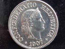 SUISSE FDC 10 RAPPEN 1907 - Suisse