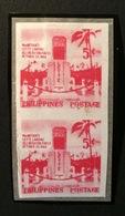 PHILIPPINES YT 1956 N°443 Non Dentelé - Philippines