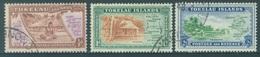 TOKELAU -  USED/OBLIT - 1948  - Yv  1-3 -  Lot 18342 - Tokelau