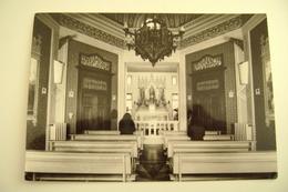 MOSSO S. MARIA  VILLA GRAZIA  Cappella Altare   VERCELLI  PIEMONTE VIAGGIATA    COME DA FOTO  * - Vercelli