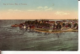 L 138 Panama,Bay Of Colon - Panama