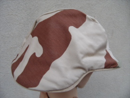 COUVRE-CASQUE CASQUE SPECTRA EN KEVLAR / CAMOUFLAGE DESERT - Headpieces, Headdresses