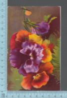 CPA - Flowers, Best Wishes- Used In 1912 With A USA Stamp - Fleurs